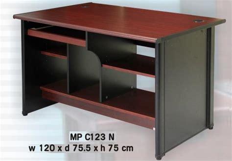 Meja Komputer Mdc 1075 expo meja komputer type mpc 123 n expo
