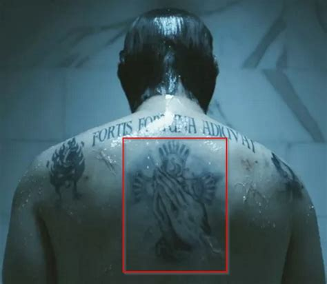 John Wick Tattoo Translation | what do john wick s tattoos mean quora