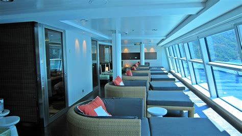 celebrity relaxation lounge celebrity silhouette