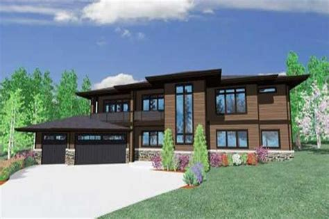 contemporary craftsman house plans contemporary craftsman home with 3 bedrooms 2898 sq ft