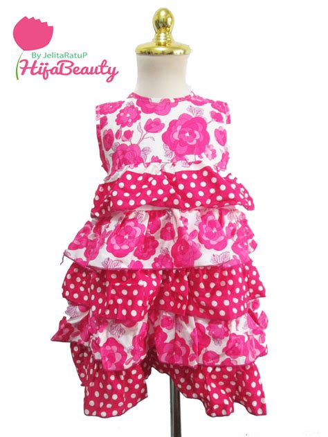 Baju Anak Katun Jual Dress Anak Katun Baju Anak Katun Babydoll