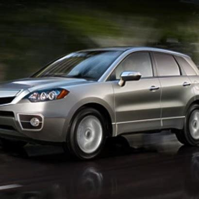 service manual [books about how cars work 2010 acura rdx