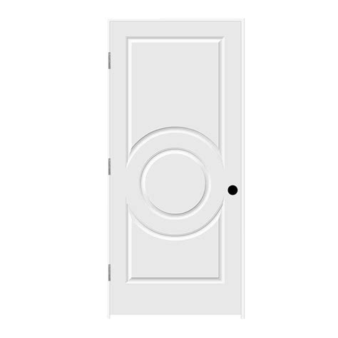 home depot solid core interior door jeld wen 36 in x 80 in c3140 primed 3 panel solid core