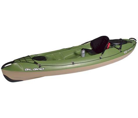 Kayak Bic Bilbao Fishing : Le petit kayak de pêche en rivière par excellence.