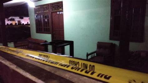 Garis Polisi Atau Polise Line peristiwa kronologis pembunuhan kakek 82 tahun