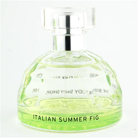 Parfum Edt The Shop the shop italian summer fig edt fragrance review