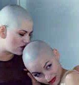 razor head shave girl head picture shaved woman