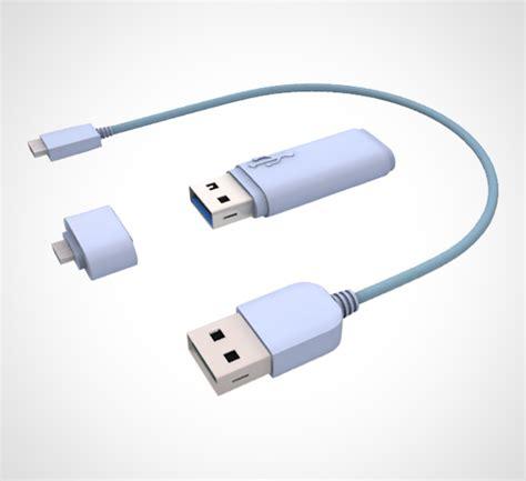 Otg Flashdisk flashdisk converter usb otg by polargate 3docean