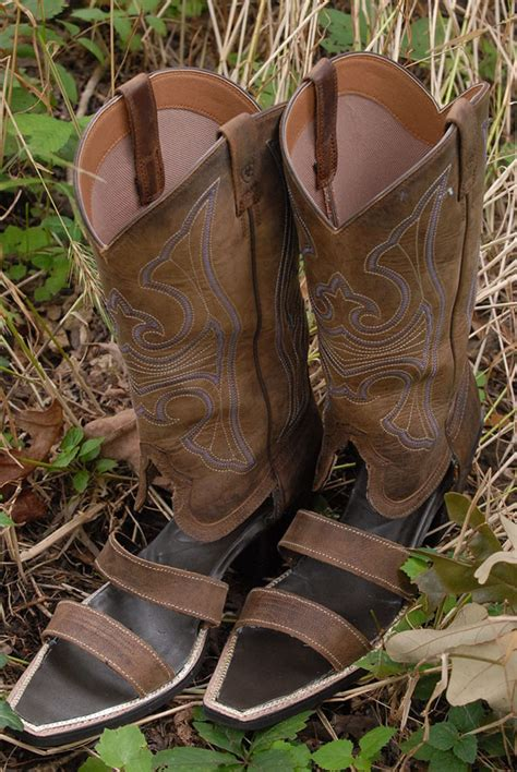 cowboy boots sandals cowboy boot sandals is the newest trend that keeps your