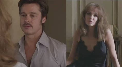 by the sea trailer angelina jolie pitt on new drama ewcom watch angelina jolie brad pitt fight it out in by the