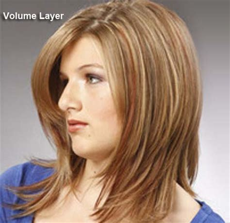 Hair Style For Less Volume And Hair For by Different Haircuts Layered Hair Styles With Pictures