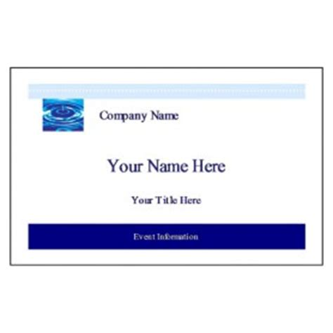 name badge insert template free avery 174 template for microsoft word name badge insert