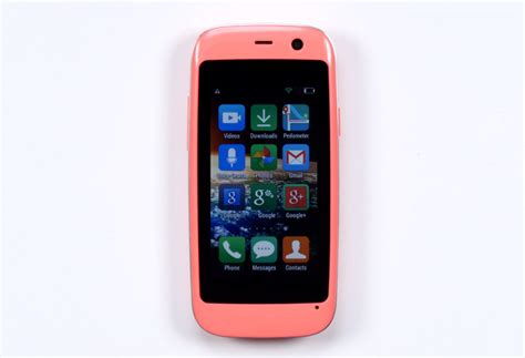 small android phone the world s smallest android smartphone is small probably useless bgr india