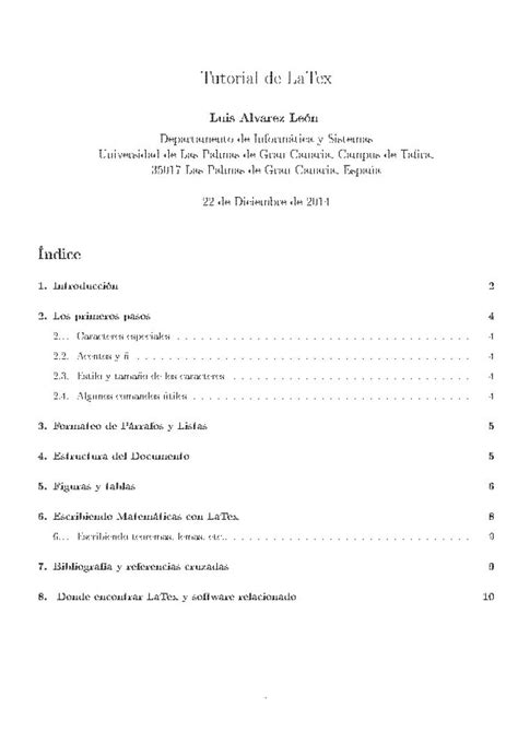 tutorial latex pdf pdf de programaci 243 n tutorial de latex