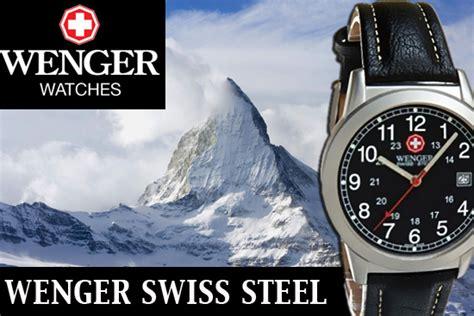 Wenger 010643109 Swiss Made Original wenger 174 watches 9920 swiss steel s