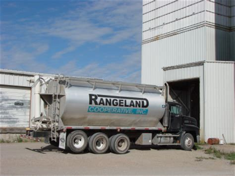 rangeland cooperatives, inc. location: feed mill & truck