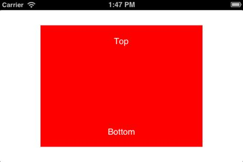 uikit layout exles ios uikit keep size during rotation stack overflow