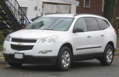 chevrolet crossover chevrolet traverse wikipedia