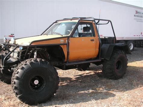 Toyota Rock Crawler For Sale Rock Crawling Parts For Toyota