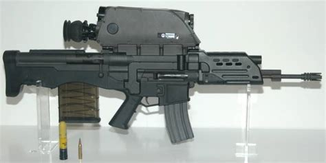 The South Korean K11-The most useless assault rifle the ... K 11