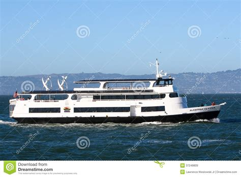 san francisco bay area boat tours san francisco alcatraz clipper tour boat editorial stock