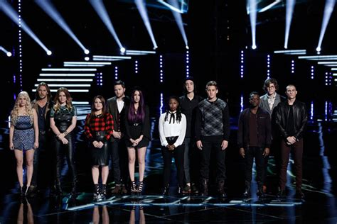The Later Voice The The Chosen by The Voice Results Pitts Sugar Jones Eliminated