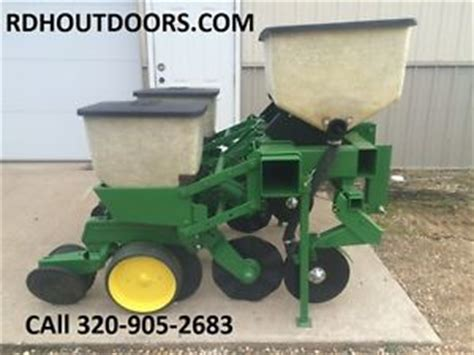 3 Row Corn Planter by Deere 2 Row 7100 Corn Planter Deer Food Plot 3 Point