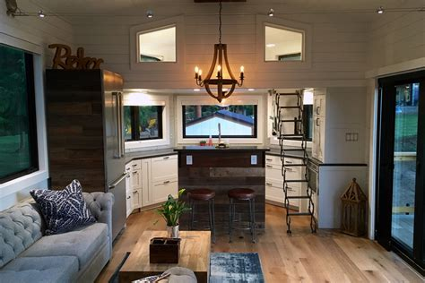 tiny heirloom s larger luxury tiny house on wheels tiny house town the quot hawaii house quot by tiny heirloom