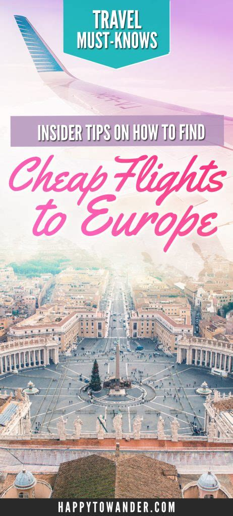 find  cheapest plane   europe