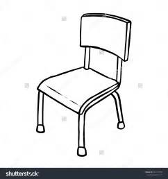 Preschool Desks White Classroom Chair Clip Art Clipart