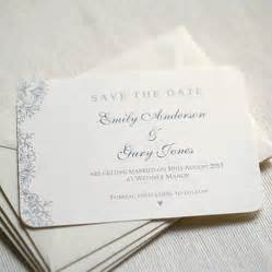vintage lace wedding save the date cards by beautiful day notonthehighstreet