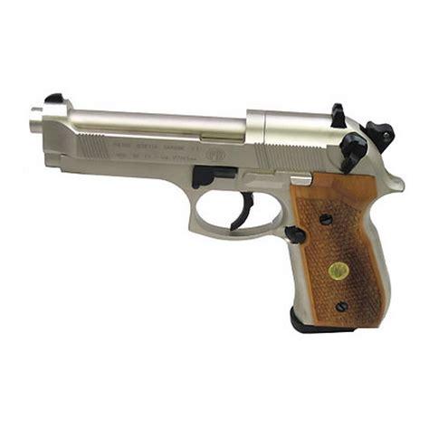 jual umarex baretta m92fs kaskus umarex usa beretta pistol m92fs nickel finish wood grips