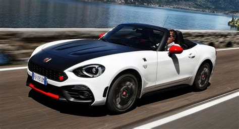 abarth 124 spider order books open in europe uk prices