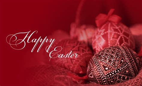 happy easter synelco