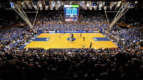 Basketball Arena Floor Plan Duke Blue Devils Cameron Indoor Stadium By Replay Photos