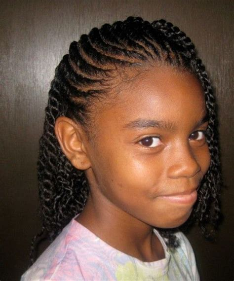 braided hairstyles for young black girls hair styles in