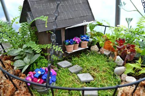 Blumentopf Hängend Selber Machen by Kleine G 228 Rten Gestalten Miniatur Projekte Mit Viel Fantasie