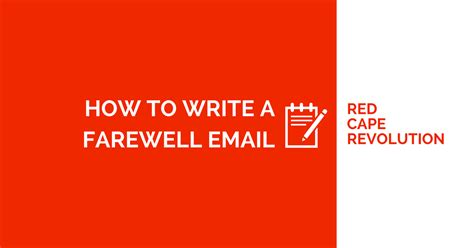 leaving your how to write a farewell email darcy