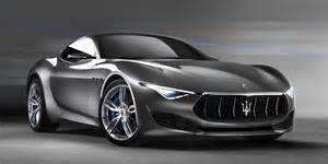 Maserati Concept Cars Maserati To Show Alfieri Concept Car At 2015 Dubai Motor