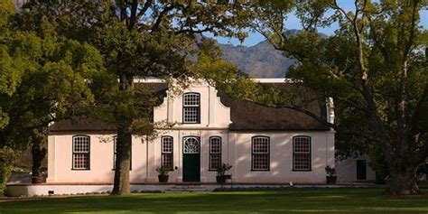 cape dutch style house dream home pinterest dutch the cape dutch style manor house built in 1812 at
