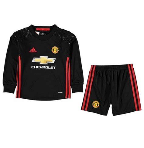 Celana Jersey Arema Fc Terbaru 1 2016 2017 utd adidas home goalkeeper boys mini kit for only c 74 97 at