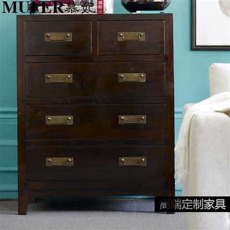 side drawers living room drawers custom living room minimalist modern new classical furniture wood side cabinet