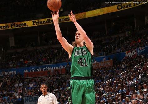 Should We Believe Him by Celtics Olynyk Says He Ll Be Aggressive This
