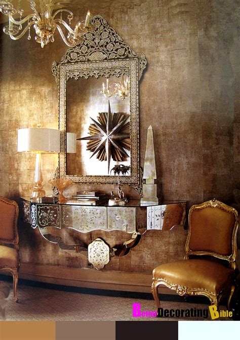 worldly decor house post antique mirrors