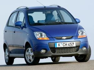 chevrolet matiz specifications carbon dioxide