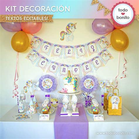 decoracion de uñas unicornio para niñas fiesta baby shower decoracion fondo mesa safari infantil