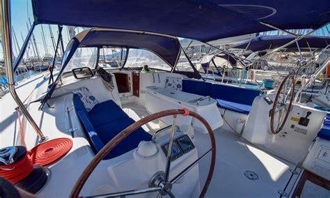 beneteau cyclades  fethiye mavi yolculuk yelkenli
