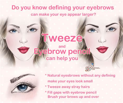 how to make narrow face look wider makeup tips for your eyes appear bigger and wider