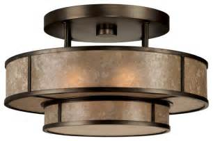 Semi Flush Kitchen Ceiling Lights Singapore Moderne Bronze Semi Flush Mount 600940st Contemporary Flush Mount Ceiling