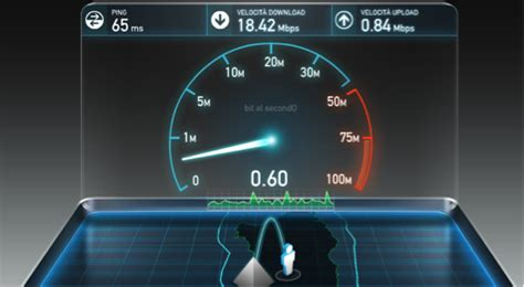 speed test adsl controllo velocit 224 di connessione fast adsl